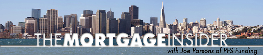 The Mortgage Insider header image
