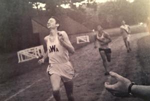 4:50.5 Mile run
