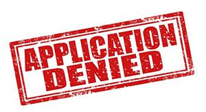 app denied stamp